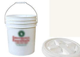 5 Tips For Bug Free Food Storage Of Dry Goods In 5-Gallon Buckets