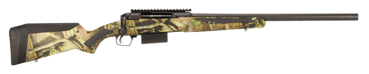 Savage 212 Slug Gun in Camo