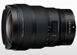 Nikon Announces 14-24mm Zoom And 50mm Prime For Z System