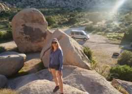 How Kristin Hanes Uses her Van and Boat as Escape Pods