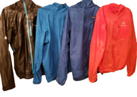 Air permeability vs. moisture vapor transmission rate (MVTR): which one impacts moisture transport more in wind and rain jackets?